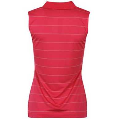 Купить Nike Sleeveless Stripe Golf Polo Shirt Ladies 2300.00 за рублей