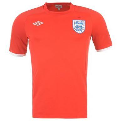 Купить Umbro England Away Shirt 2010  за рублей