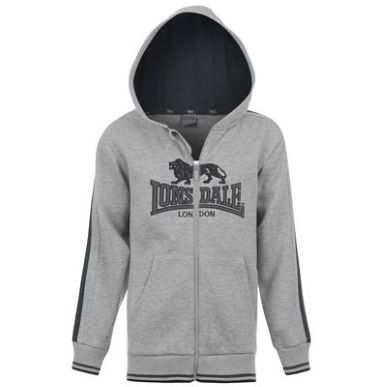 Купить Lonsdale Large Logo Zip Hoody Junior  за рублей
