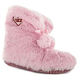 Купить Golddigga Fur Slip On Ladies Boots 1650.00 за рублей