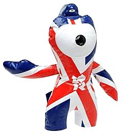 Купить 2012 2012 Inflatable Mascot 600.00 за рублей