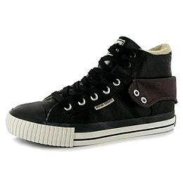 Купить British Knights Roco Fold Down Hi Tops Junior 1950.00 за рублей
