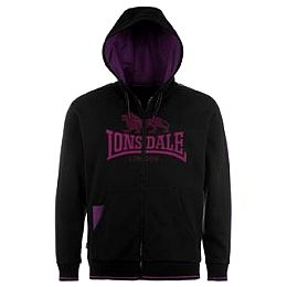 Купить Lonsdale 2 Stripe Hooded Zip Top Mens 2050.00 за рублей
