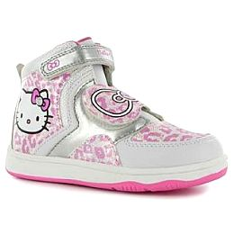 Купить Hello Kitty Kitty Hi Top Girls Trainers 2150.00 за рублей