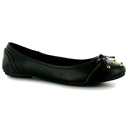 Купить Golddigga Stud Ladies Ballet Pumps 1800.00 за рублей