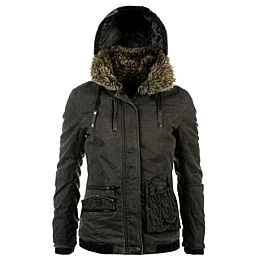 Купить Lee Cooper Knitted Pocket Bomber Jacket Ladies 2800.00 за рублей