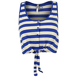 Купить Golddigga Striped Tie Top Ladies 650.00 за рублей