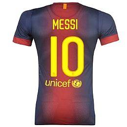 Купить Nike FC Barcelona Home Shirt 2012 2013 Messi 3800.00 за рублей