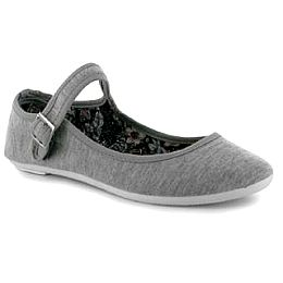 Купить Miss Fiori Mary Jane Ladies Canvas Shoes 800.00 за рублей