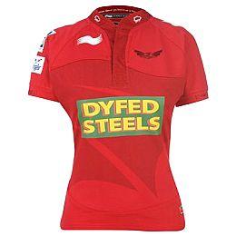 Купить Burrda Scarlets Home Shirt 2011 2012 Ladies 3100.00 за рублей
