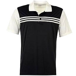 Купить adidas 3 Stripe Block Golf Polo Shirt Mens 2800.00 за рублей