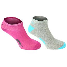 Купить Slazenger Trainer Socks   5 Pack 650.00 за рублей