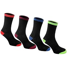 Купить Propeller Heel and Toe Socks 4 Pack Mens 600.00 за рублей