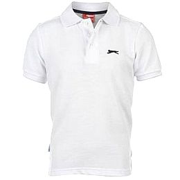 Купить Slazenger Plain Polo Shirt Junior 700.00 за рублей