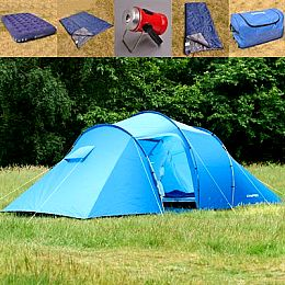Купить Campri Escape 4 Family Tent Pack 5400.00 за рублей
