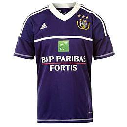 Купить adidas Anderlecht Away Shirt 2012 2013 Junior 2300.00 за рублей