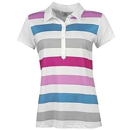 Купить adidas Stripe Golf Polo Shirt Ladies 2700.00 за рублей