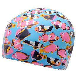 Купить Slazenger Printed Silicone Swim Hat 700.00 за рублей