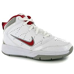 Купить Nike Team Hustle Childrens Basketball Shoes 2250.00 за рублей