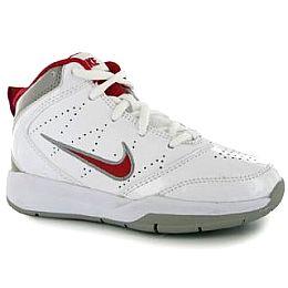 Купить Nike Team Hustle Childrens Basketball Shoes 2250.00 за рублей