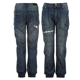 Купить Airwalk Cuffed Jeans Junior 1750.00 за рублей