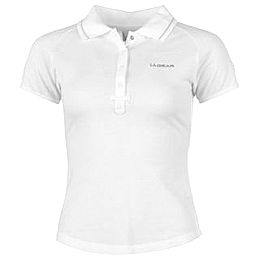 Купить LA Gear Pique Polo Shirt Ladies 700.00 за рублей