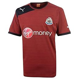Купить Puma Newcastle United Away Shirt 2012 2013 3200.00 за рублей