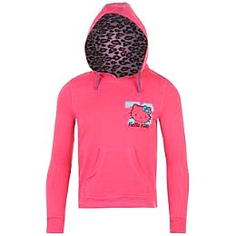 Купить Hello Kitty Over The Head Hoody Juniors 800.00 за рублей