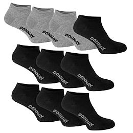Купить Donnay 10 Pack Trainer Socks Mens 700.00 за рублей