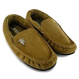 Купить Bafiz Faux Moccasin Football Slippers Mens 1800.00 за рублей