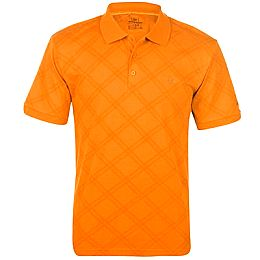Купить Dunlop Checked Polo Shirt Mens 1700.00 за рублей
