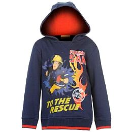 Купить Fireman Sam Sam Over The Head Hoody Infants 1600.00 за рублей