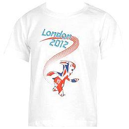Купить 2012 Team GB TShirt Boys 700.00 за рублей