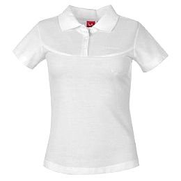 Купить LA Gear Pique Polo Shirt Ladies 800.00 за рублей