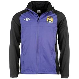 Купить Umbro Manchester City Football Club Shower Jacket Mens 2550.00 за рублей