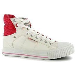 Купить British Knights Atoll Mid PU Ladies Skate Shoes 2300.00 за рублей