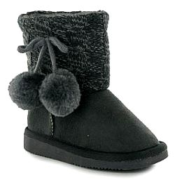 Купить Miss Fiori Infants Bobble Boots 750.00 за рублей