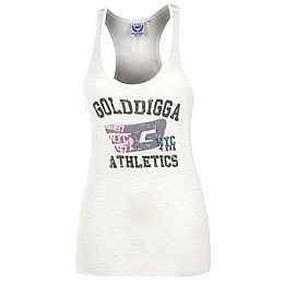 Купить Golddigga Water Fall Vest Ladies 750.00 за рублей