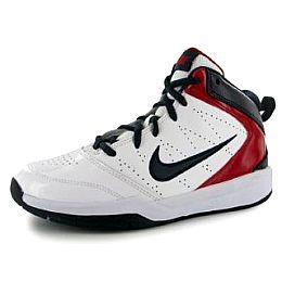 Купить Nike Team Hustle Junior Basketball Shoes 2300.00 за рублей