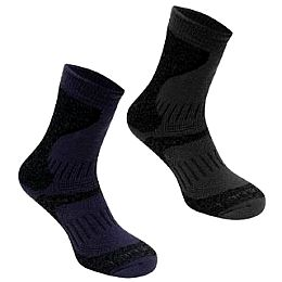 Купить Karrimor 2 Pack Trekking Socks Ladies 1600.00 за рублей