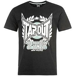 Купить Tapout Crew T Shirt Mens 800.00 за рублей