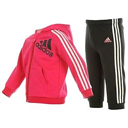 Купить adidas 3 Stripes Jogging Tracksuit Infants 2300.00 за рублей