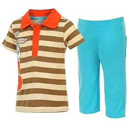 Купить Looney Tunes Bugs 2 Piece Polo and Leggings Set Baby Boy 1600.00 за рублей