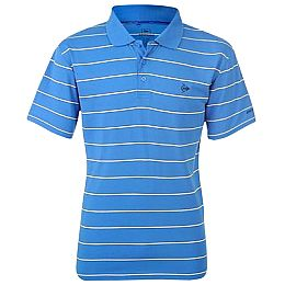Купить Dunlop Striped Polo Shirt Mens 1600.00 за рублей