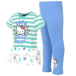 Купить Hello Kitty Dress and Leggings Set Infant Girls 1600.00 за рублей
