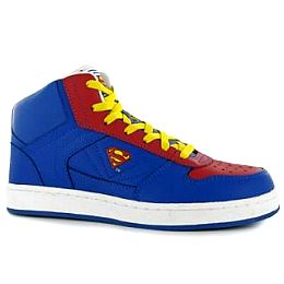 Купить Superman Mens Hi Tops 2200.00 за рублей