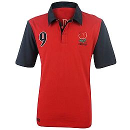 Купить WC Short Sleeve Crest Rugby Shirt Mens 800.00 за рублей