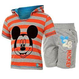 Купить Disney Hooded T Shirt and Shorts Set Baby 1600.00 за рублей