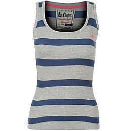 Купить Lee Cooper Cooper Striped Vest Ladies 750.00 за рублей