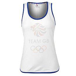 Купить 2012 Olympics Team GB Vest Ladies 750.00 за рублей